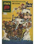 Mini Pajtás 1984. tavasz - Somos Ágnes