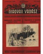 Magyar Vadász ( 1950. május 4.) - Kerékgyártó János