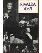 Rivalda 70-71 - Kardos György