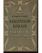 Bábjátékos kiskáté - Körmöczi László