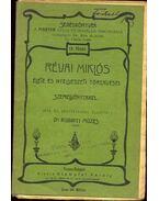 Révai Miklós élete és nyelvészeti törekvései, szemelvényekkel - Rubinyi Mózes