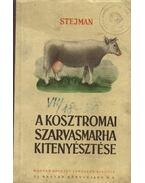 A kosztromai szarvasmarha kitenyésztése - Stejman, Sz. I.