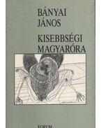 atirni - Kisebbségi magyaróra - Bányai János