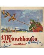 Münchhausen báró csodálatos kalandjai 2. - Erdei D. András, G. A. Bürger