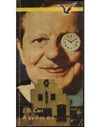 A gyilkos óra - John Dickson Carr