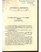 A vöröshasú unka zöldszínü változata - Marián Miklós,dr.
