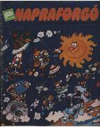 Napraforgó 1982. augusztus - Somos Ágnes