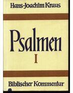 Psalmen I-II. - Kraus,Hans-Joachim