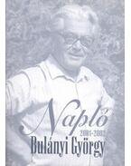 Napló 2001-2002 - Bulányi György