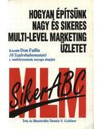 MLM Siker ABC - Hogyan építsünk nagy és sikeres multi-level marketing üzletet - Goldner, Dennis S.