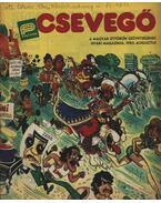 Csevegő 1983. augusztus - Somos Ágnes