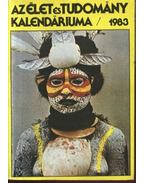 Az Élet és Tudomány kalendáriuma 1983 - Ludas M. László, Németh Ferenc