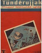 Tündérujjak 1938. április - W. Bartha Emma (szerk.)