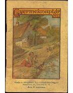 Gyermeknaptár 1922 - Fodor Árpád