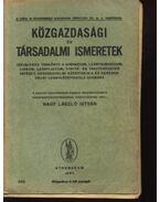 Közgazdasági és társadalmi ismeretek - Nagy László István