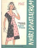 Nyári divatalbum 1965 - Lukács Zsuzsa