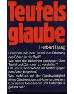 Teufelsglaube - Haag,Herbert