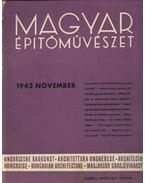 Magyar Építőművészet 1942. november - Vitéz Irsy László (szerk.)
