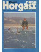 Magyar Horgász 1984. január-december - Péter Robert