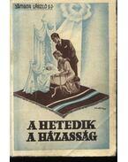 A hetedik házasság - Jámbor László