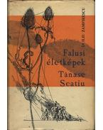 Falusi életképek, Tanase scatiu - Zamfirescu, Duiliu
