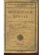Műalkotások könyve I. kötet - Biró Béla