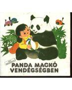 Panda mackó vendégségben - Liu Csien