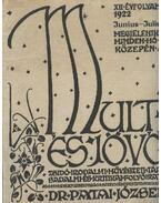 Múlt és jövő 1922. június-július, XII. évf. - Patai József