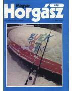 Magyar Horgász 1987. január-december - Péter Robert