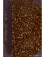 Hittudományi folyóirat 10. évfolyam 1899. - Dr. Kiss János