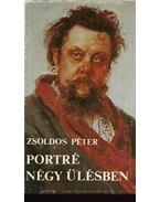Portré négy ülésben - Zsoldos Péter