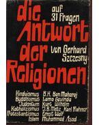 Die Antwort der Religionen - Szczesny,Gerhard