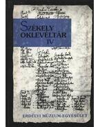 atirni - Székely népesség-összeírások 1575-1627 - Demény Lajos