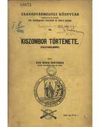 Kiszombor története - Kiss Mária Hortensia