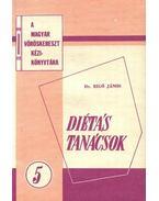 Diétás tanácsok 5. - Rigó János dr.