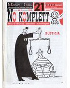 No komplett 1998. 21. szám - Böröcz Nándor (szerk.)