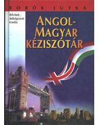 Angol-magyar kéziszótár - Borók Jutka