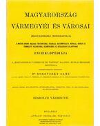 Magyarország vármegyéi és városai - Szabolcs vármegye - Borovszky Samu