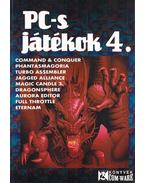 PC-s játékok 4. - Bors Gábor, Eglesz Dénes, Holubecz László, Molnár Zsolt, Négyesi Károly, Simon Gábor, Szalai Balázs