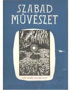 Szabad művészet 1949 április 25. különszám - Bortnyik Sándor