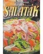 Saláták - Boruzs Jánosné