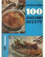 100 baromfirecept - Bozsik Valéria