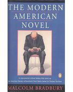 The Modern American Novel - Bradbury, Malcolm