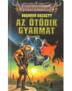 Az ötödik gyarmat - Brandon Hackett