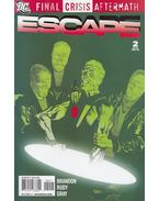 Final Crisis Aftermath: Escape 2 - Brandon, Ivan, Rudy, Marco
