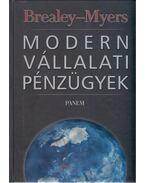 Modern vállalati pénzügyek - Brealey, Richard A., Myers, Stewart C.