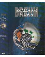 Az állatok világa 6. kötet - Emlősök VI. - Rágcsálók - Brehm Alfréd