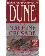Dune - The Machine Crusade - Brian Herbert, Kevin J. Anderson