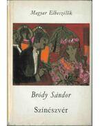 Színészvér - Bródy Sándor