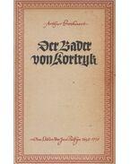 Die Bader von Kortryk - Broekaert, Arthur